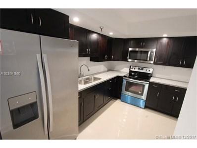 20850 San Simeon Way UNIT 307-5, Miami, FL 33179 - MLS#: A10364040