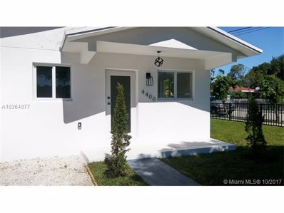 4400 NW 1st Ave, Miami, FL 33127 - MLS#: A10364077
