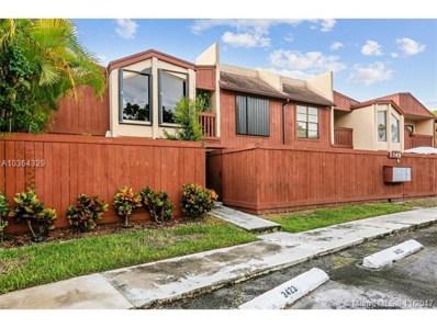 7049 SW 115th Pl UNIT A, Miami, FL 33173 - MLS#: A10364329