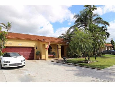 15291 SW 177th Ter, Miami, FL 33187 - MLS#: A10364366