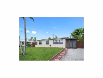 5521 SW 39th St, Davie, FL 33314 - MLS#: A10364370