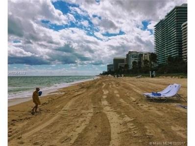10275 Collins Ave UNIT 527, Bal Harbour, FL 33154 - MLS#: A10364383