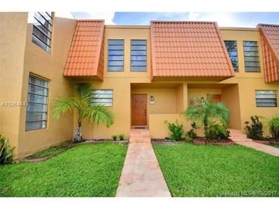 1541 NW 92nd Ave UNIT 186, Pembroke Pines, FL 33024 - MLS#: A10364443