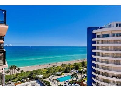 5225 Collins Av UNIT 1609, Miami Beach, FL 33140 - MLS#: A10364514