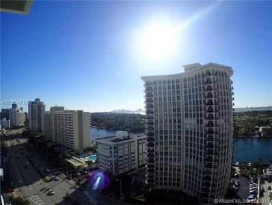 5701 Collins Ave UNIT 1701, Miami Beach, FL 33140 - MLS#: A10364712