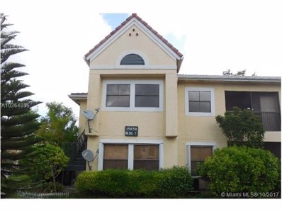 15050 SW 103rd Ter UNIT 7201, Miami, FL 33196 - MLS#: A10364855