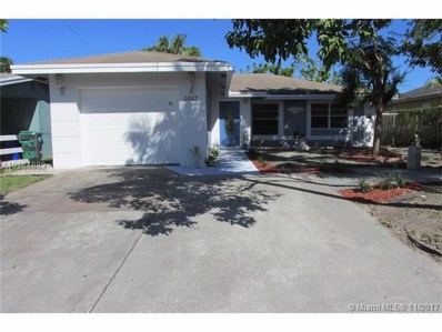 2847 NW 7th St, Fort Lauderdale, FL 33311 - MLS#: A10364883