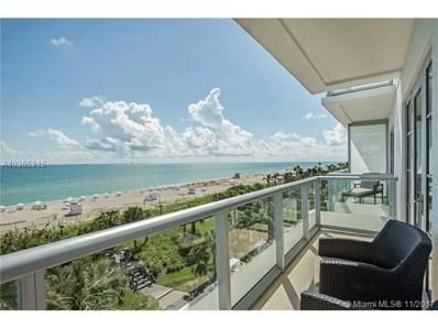 3737 Collins Ave UNIT N-502, Miami Beach, FL 33140 - MLS#: A10365215