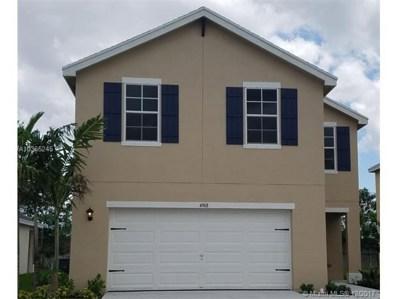 18974 SW 319 Street, Homestead, FL 33030 - MLS#: A10365245