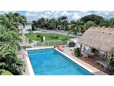 1446 Hayes St UNIT 4, Hollywood, FL 33020 - MLS#: A10365336