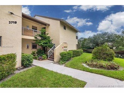 3719 Cocoplum Cir UNIT 3548, Coconut Creek, FL 33063 - MLS#: A10365420