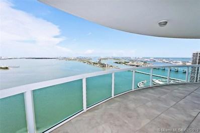 1800 N Bayshore Dr UNIT 3601, Miami, FL 33132 - MLS#: A10365491
