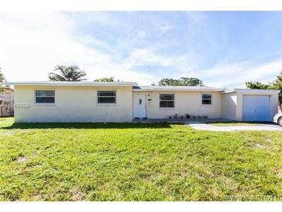 4784 NW 4th St, Plantation, FL 33317 - MLS#: A10365598