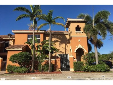 12150 SW 25th Ct UNIT 1701, Miramar, FL 33025 - MLS#: A10365639
