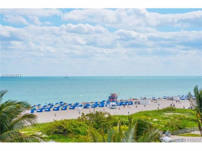 1455 Ocean Drive UNIT 602, Miami Beach, FL 33139 - #: A10365871