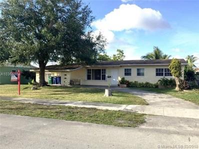 10331 SW 55th St, Miami, FL 33165 - MLS#: A10366024