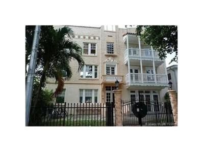 642 Michigan Ave UNIT 2, Miami Beach, FL 33139 - MLS#: A10366062