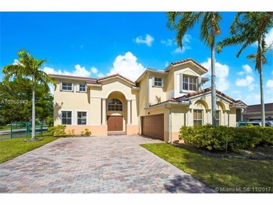 14995 SW 12th Ln, Miami, FL 33194 - MLS#: A10366143
