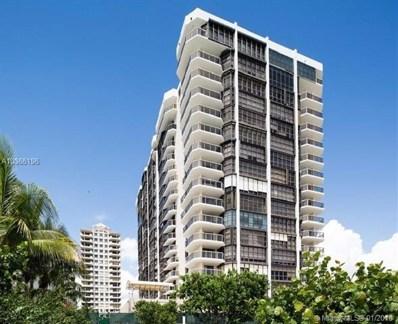 6423 Collins Ave UNIT 1402, Miami Beach, FL 33141 - MLS#: A10366196
