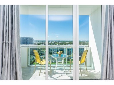 3000 S Ocean Dr UNIT 1608, Hollywood, FL 33019 - MLS#: A10366754