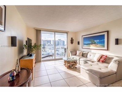 1045 10th St UNIT 907, Miami Beach, FL 33139 - MLS#: A10366757