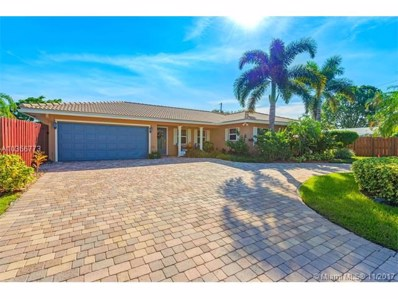 5940 NE 15th Ter, Fort Lauderdale, FL 33334 - MLS#: A10366773