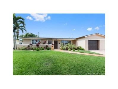 1720 NW 88th Way, Pembroke Pines, FL 33024 - MLS#: A10366908