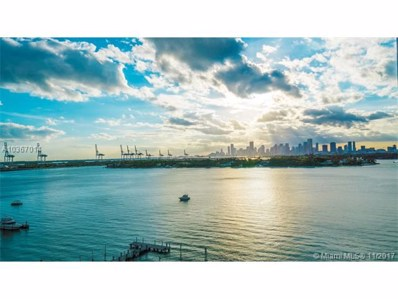 1100 West Av UNIT 1027, Miami Beach, FL 33139 - MLS#: A10367014