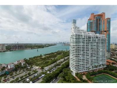 400 S Pointe Dr UNIT 1201, Miami Beach, FL 33139 - MLS#: A10367245