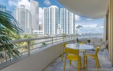 888 Brickell Key Dr UNIT 404, Miami, FL 33131 - MLS#: A10367307