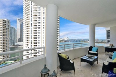 808 Brickell Key Dr UNIT 1905, Miami, FL 33131 - MLS#: A10367457