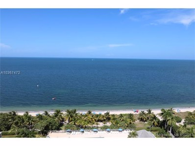 881 Ocean Dr UNIT 15B, Key Biscayne, FL 33149 - MLS#: A10367472