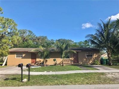 16301 NW 39th Ct, Miami Gardens, FL 33054 - MLS#: A10367521