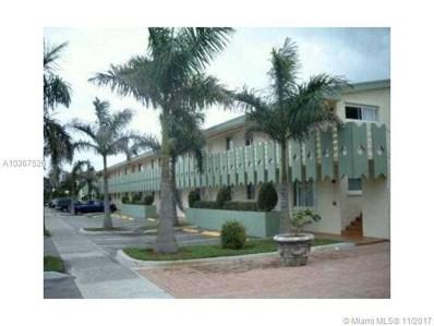 940 NE 170th St UNIT 218, North Miami Beach, FL 33162 - MLS#: A10367526