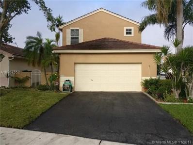 2198 NW 184th Way, Pembroke Pines, FL 33029 - MLS#: A10367552