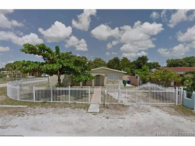 13161 NW 18th Ave, Miami, FL 33167 - MLS#: A10367580