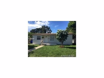 7707 Hood St, Hollywood, FL 33024 - MLS#: A10367599