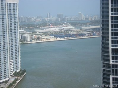 55 SE 6th St UNIT 3707, Miami, FL 33131 - MLS#: A10367606