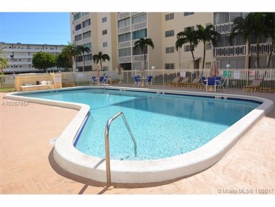 501 NE 14th Ave UNIT 105, Hallandale, FL 33009 - MLS#: A10367657