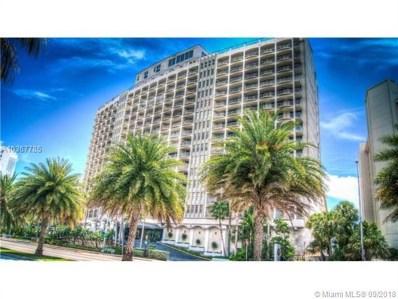 5401 Collins Ave UNIT 112, Miami Beach, FL 33140 - MLS#: A10367785
