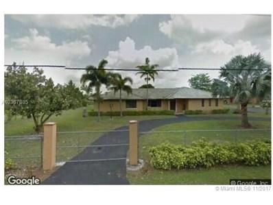 21275 SW 210th Ave, Miami, FL 33187 - MLS#: A10367885