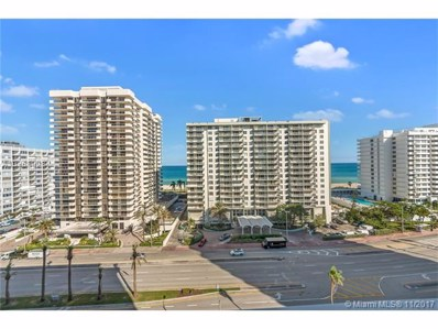 5700 Collins Ave UNIT 11C, Miami Beach, FL 33140 - MLS#: A10368098