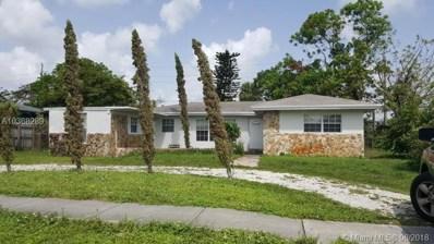 3307 Auburn Blvd, Fort Lauderdale, FL 33312 - MLS#: A10368289