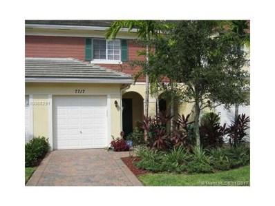 7717 Paddock Pl, Davie, FL 33328 - MLS#: A10368291