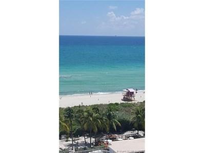 5005 Collins Ave UNIT 923, Miami Beach, FL 33140 - MLS#: A10368327
