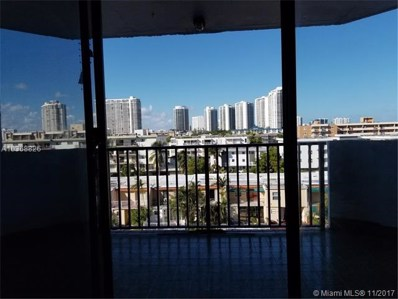 3703 NE 166th St UNIT 604, Miami, FL 33160 - MLS#: A10368826