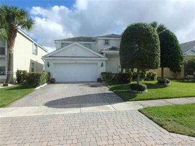 142 Kensington Way, Royal Palm Beach, FL 33414 - MLS#: A10368901