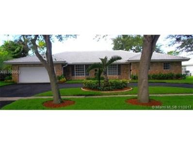 7241 NW 6th St, Plantation, FL 33317 - MLS#: A10368960
