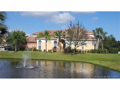 2379 SW Island Creek Trl, Palm City, FL 34990 - MLS#: A10369007