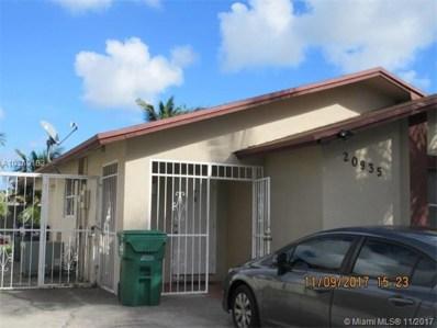 20935 SW 118 Pl, Miami, FL 33177 - MLS#: A10369183